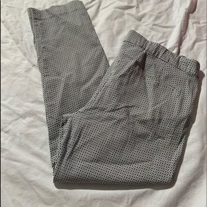 """Donna Ricco Size 14 Cropped Pants Inseam 28"""""""